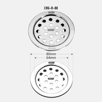 CRG-R-80 Dimension Image