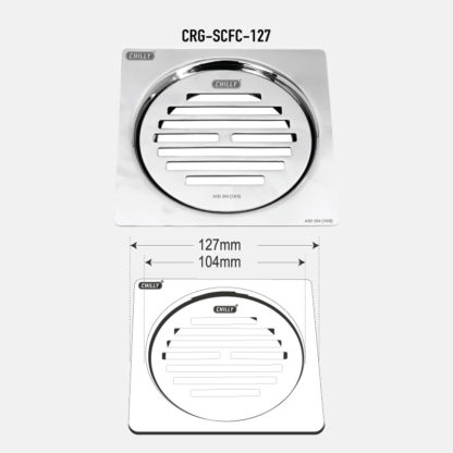 CRG-SCFC-127 Dimension Image
