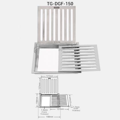 TS-SDG-175 Dimensions