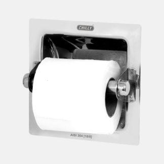 Toilet Paper Holder Concealed
