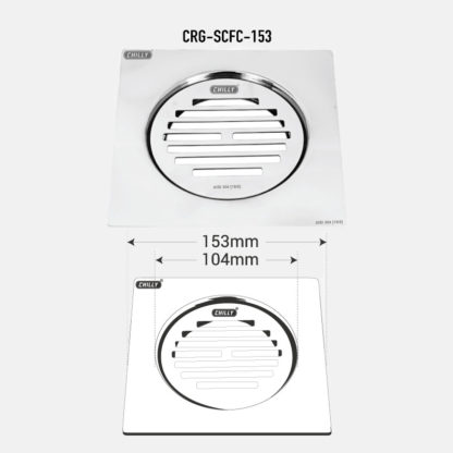 CRG-SCFC-153 Dimension Image