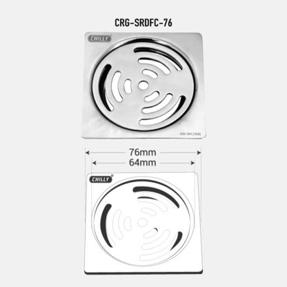 CRG-SDFC-76 Dimension Image