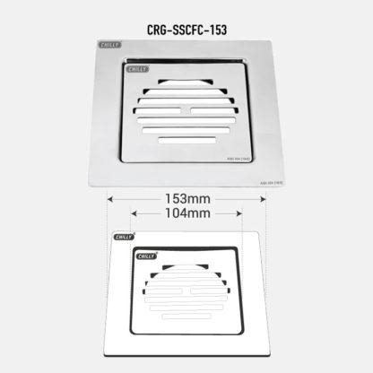 CRG-SSCFC-153 Dimension Image