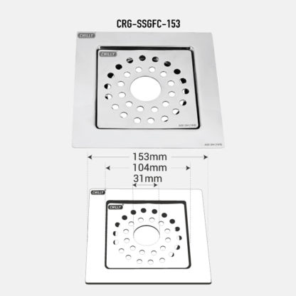 CRG-SSGFC-153 Dimension Image