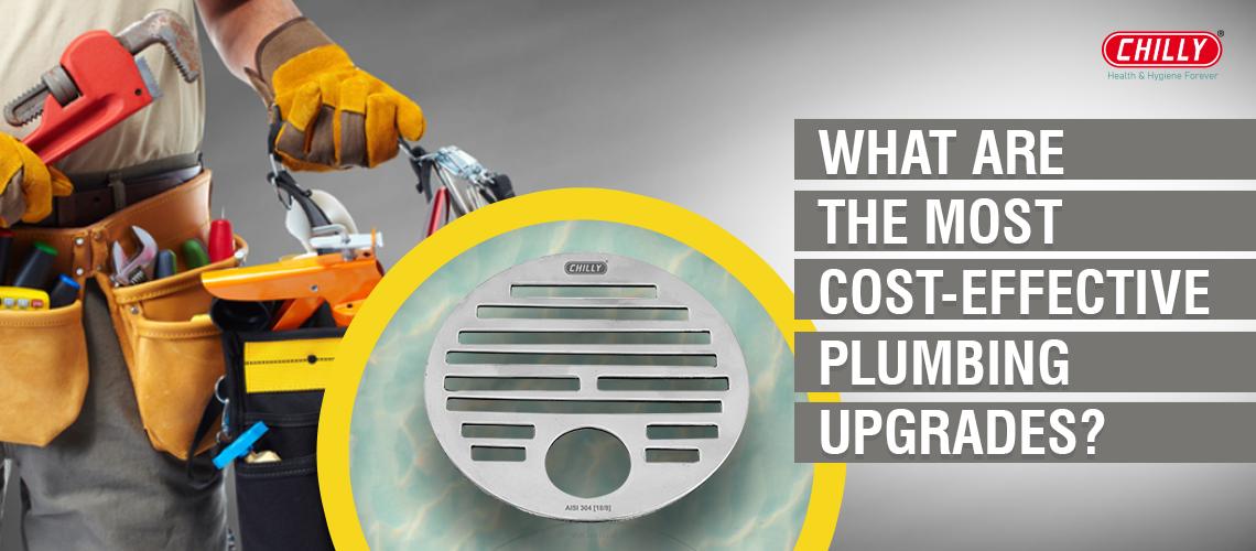 Most Cost-effective Plumbing Upgrades