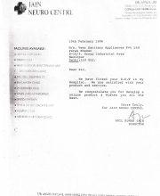 Testimonial_Jain-Neuro-Centre